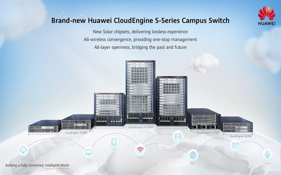 CloudEngine S-Series Campus Switches