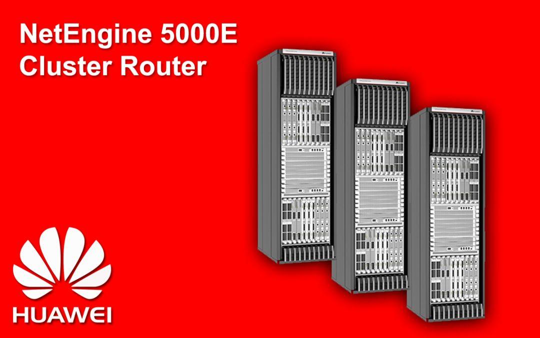 NetEngine 5000E Cluster Router