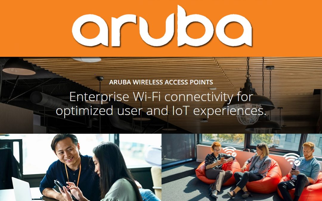 Enterprise Wi-Fi Connectivity for Optimized User and IoT Experiences