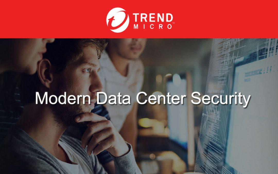 Modern Data Center Security