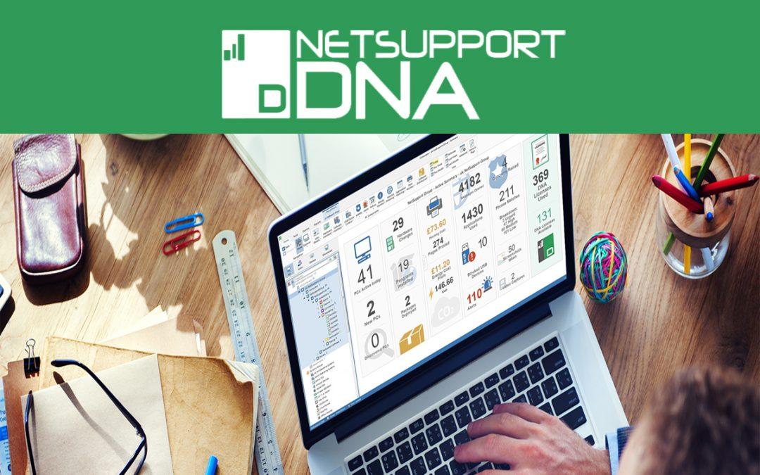 NetSupport DNA – IT Asset Management for Schools