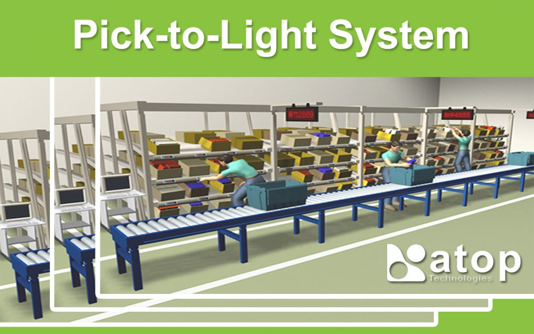 ATOP Pick-to-Light System