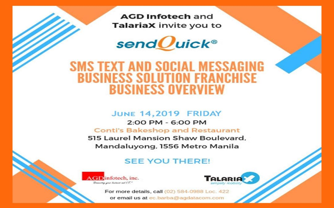 SMS Text and Social Messaging Business Solution Franchise Business Overview