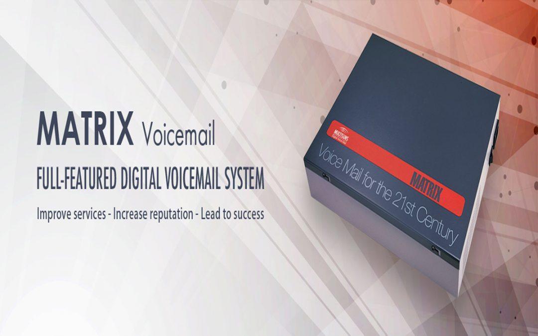 Matrix Voicemail