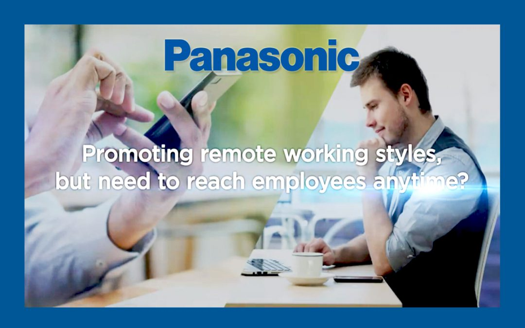 Stay Connected with Mobile Apps & Devices by Panasonic