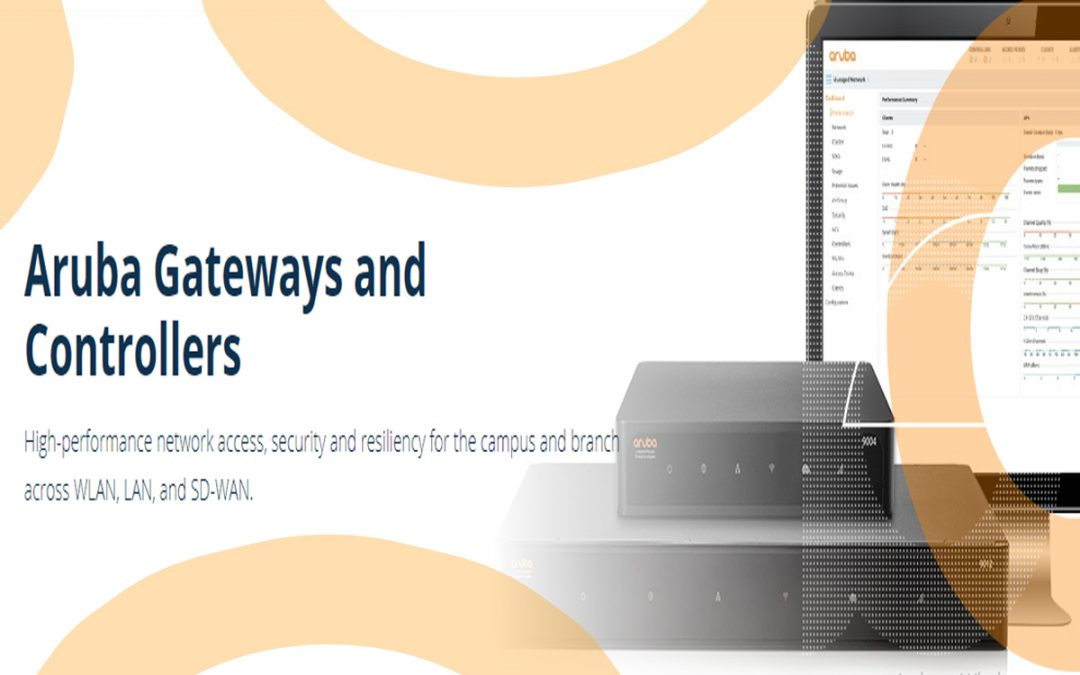 Aruba Gateways and Controllers