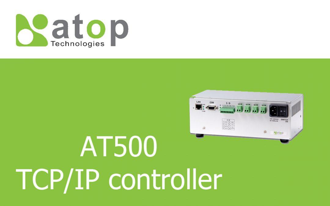 AT500 TCP/IP Controller