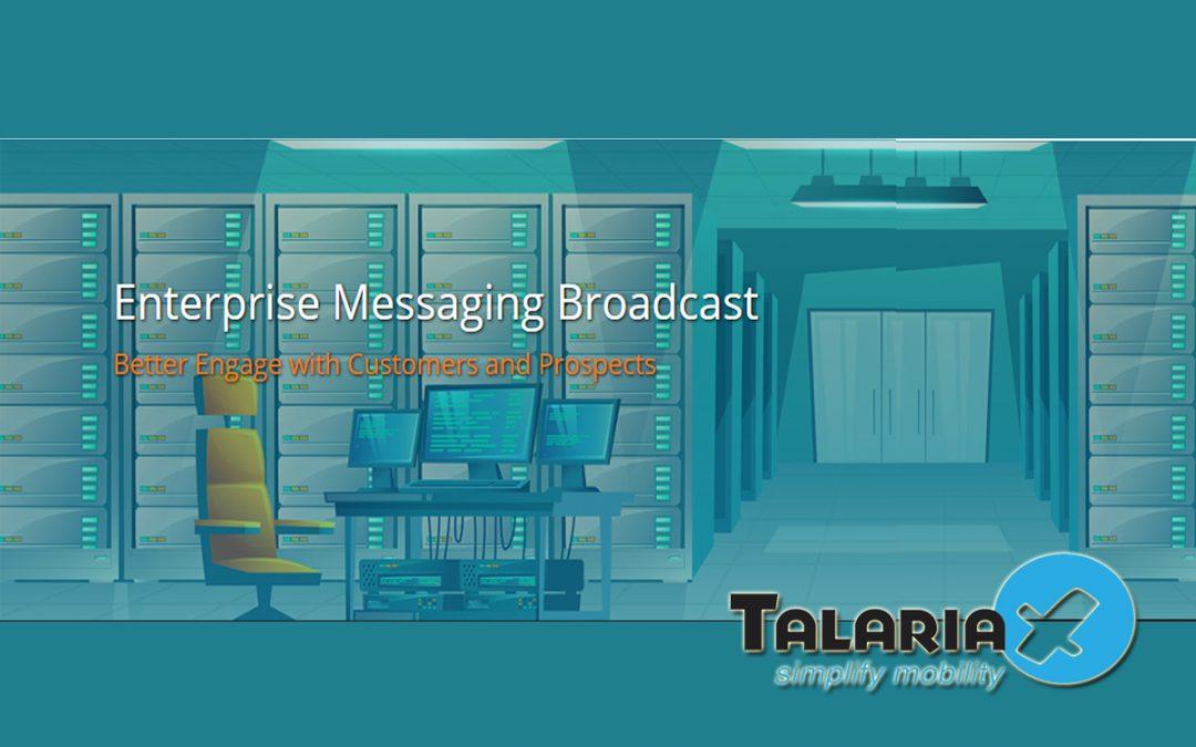 Enterprise Messaging Broadcast