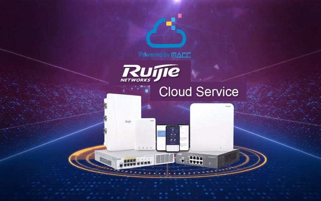 Ruijie Cloud Service